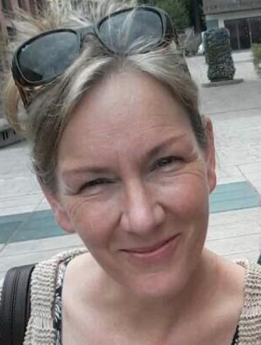 Regine Gwinner, Chefredakteurin von Anderswo (Foto: Privat)